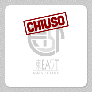 Il ristorante East Asian Kitchen oggi è chiuso.