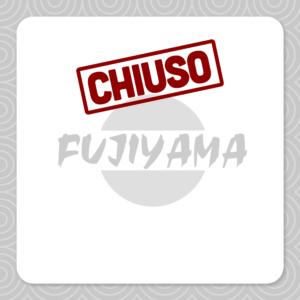 Il ristorante Fujiyama oggi è chiuso.