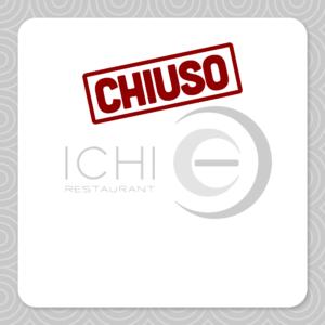 Il ristorante Ichi oggi è chiuso.