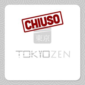 Il ristorante Tokyo Zen oggi è chiuso.